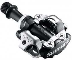 PEDALER SHIMANO PD-M540 SORT