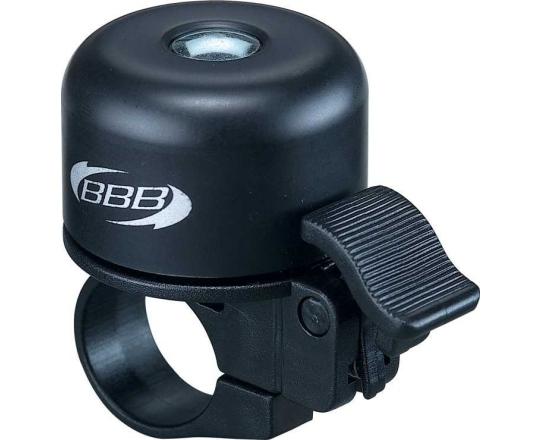 Ringklocka BBB Loud & clear svart