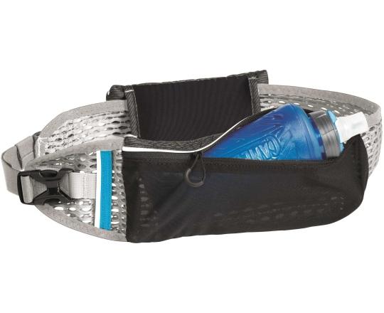 Talje bælte Camelbag Ultra Belt 3 l med 500 ml flaska sort/silver x-small/small