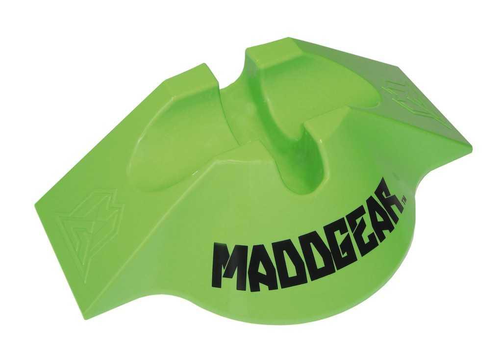 Sparkcykelställ Madd Gear grön