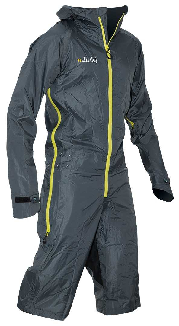 Overall Dirtlej Dirtsuit Light grå | Jackets