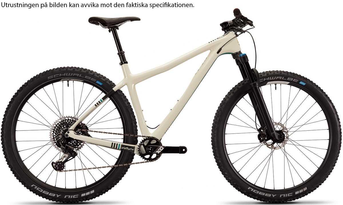 Ibis DV9 X01 Eagle AXS CK Edition bone white/teal small