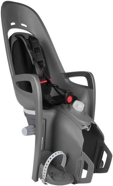 Cykelsits Hamax Zenith Relax Pakethållarfäste grå/svart | Saddles