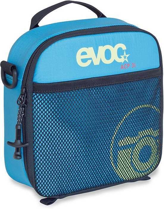 Kameraväska Evoc Acp 3 l Action för Ryggsäck blå