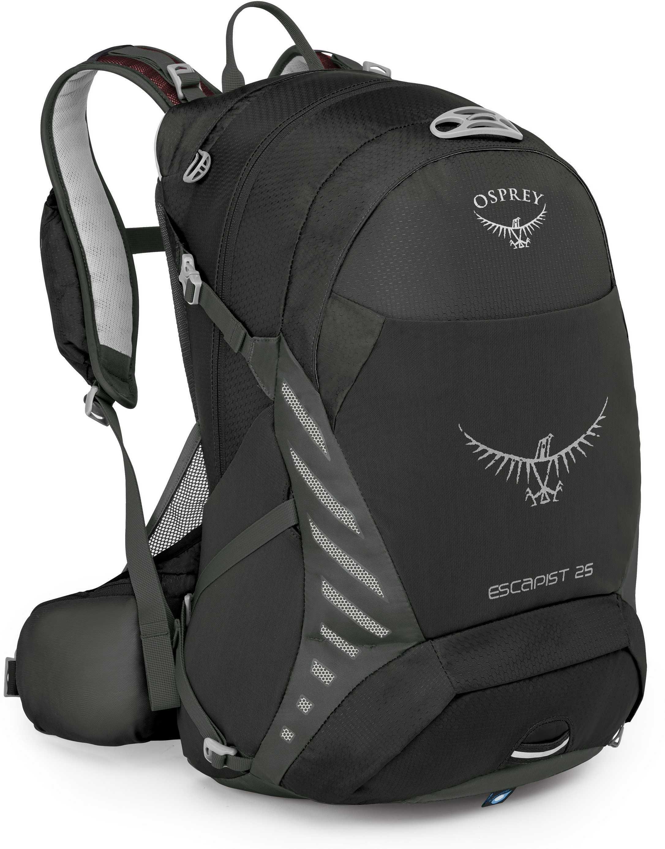 Ryggsäck Osprey Escapist 25 l small/medium svart