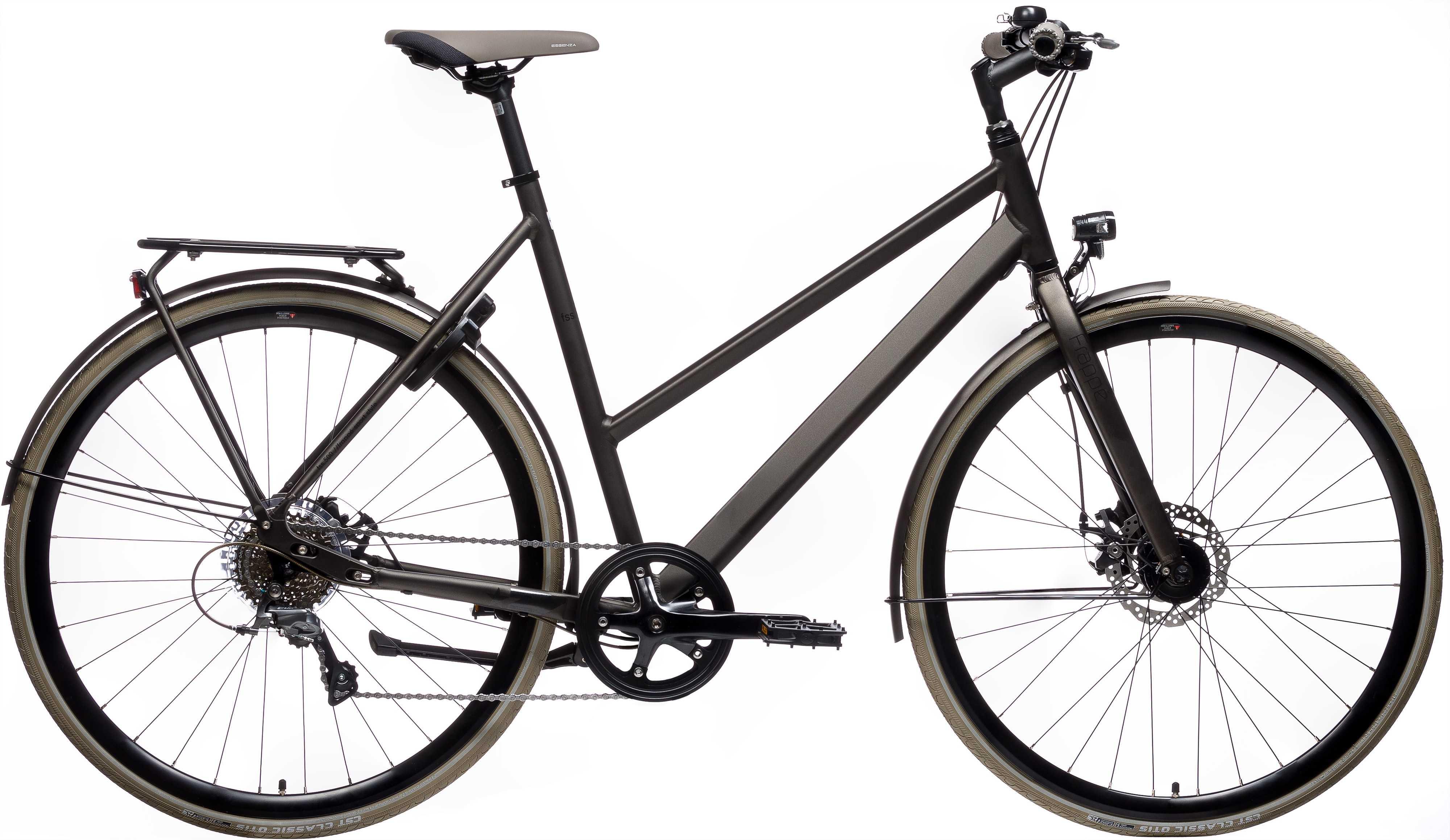 Frappe FSS 500 lady matt svart 53 cm