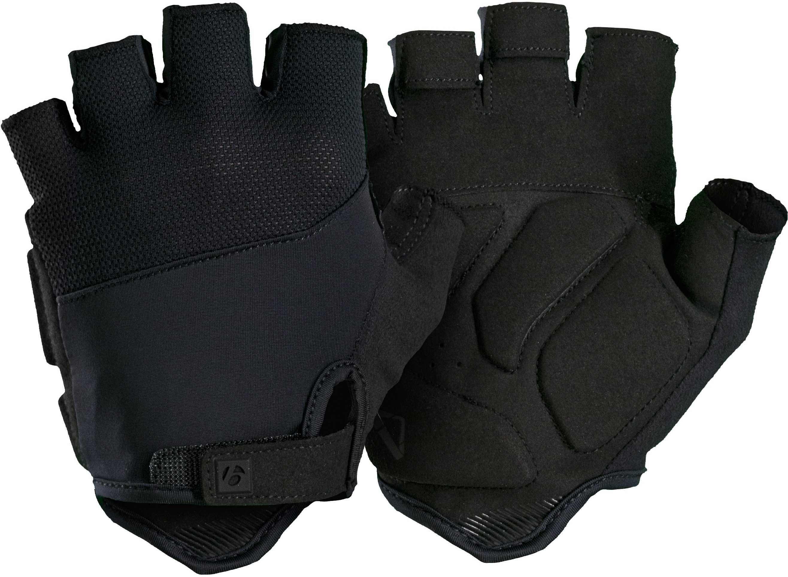 Bontrager Solstice Cycling Glove - Black | Gloves
