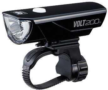 Framlampa Cateye Volt200 HL-EL151RC