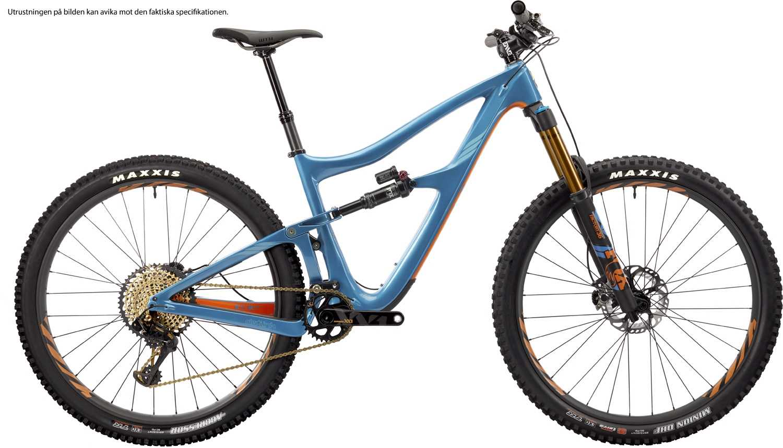 Ibis Ripmo C XT CK-Edition blå x-large