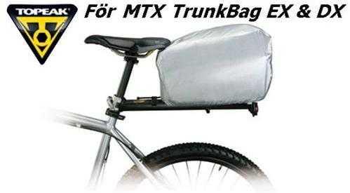 Regnskydd Topeak Mtx Trunk Bag Ex/Dx