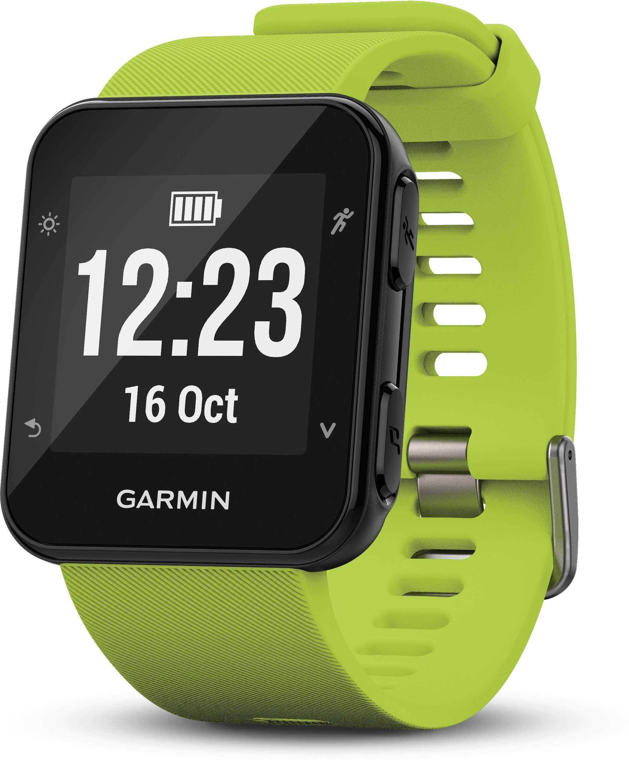 Träningsklocka Garmin Forerunner 35 limelight   Sports watches