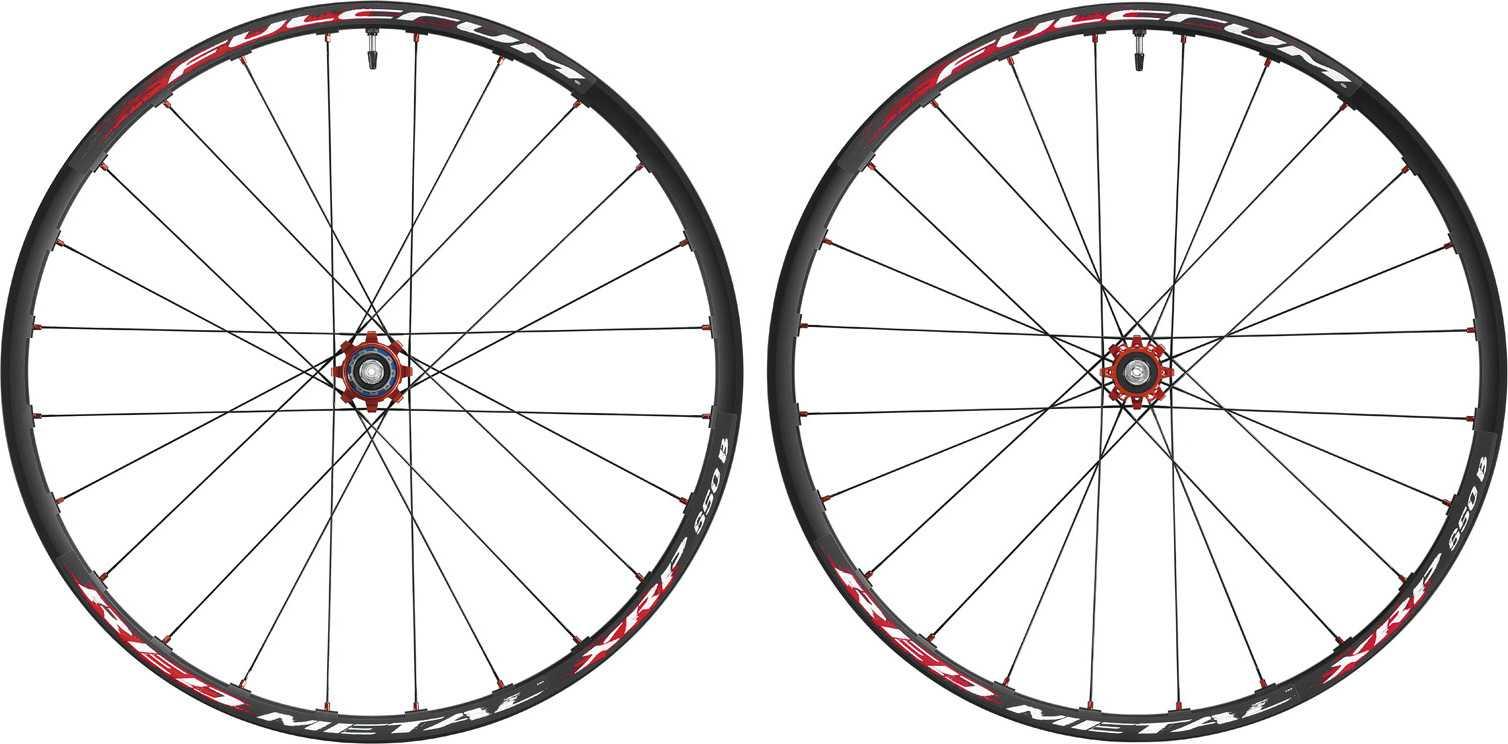 Hjulsæt Fulcrum Red Metal XRP 27.5 IS Ta12 Shimano/SRAM | Wheelset