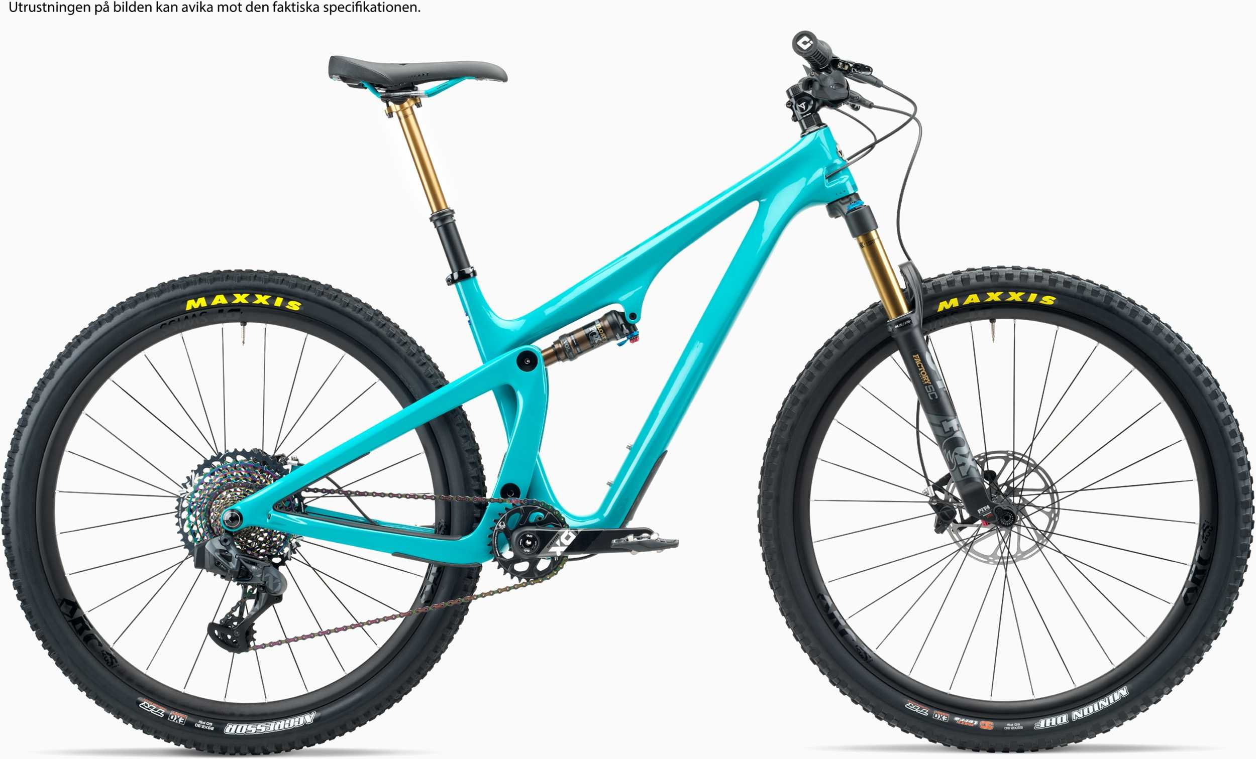 Yeti SB100 T2 turkos large