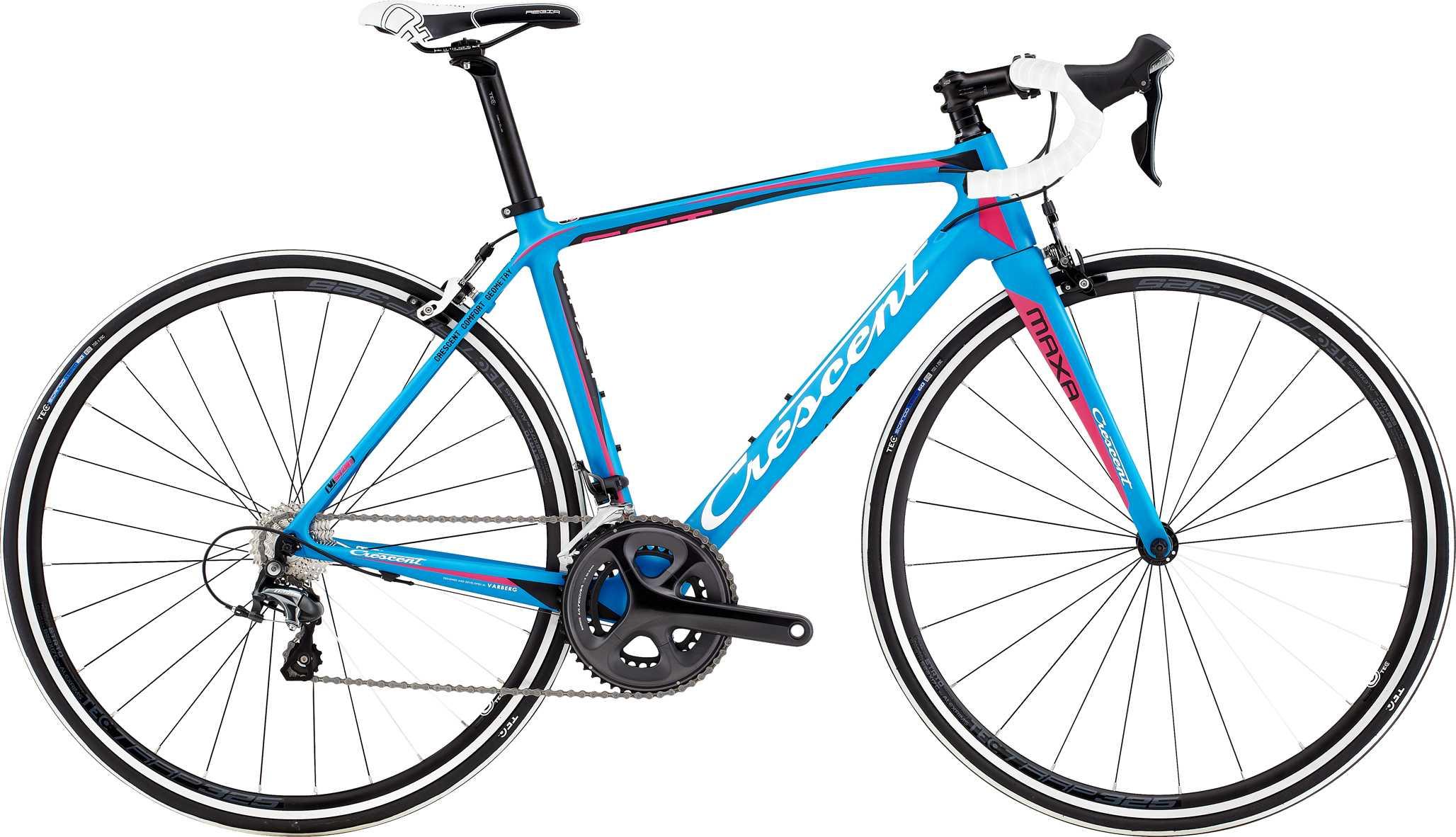 Crescent Maxa blå 45 cm